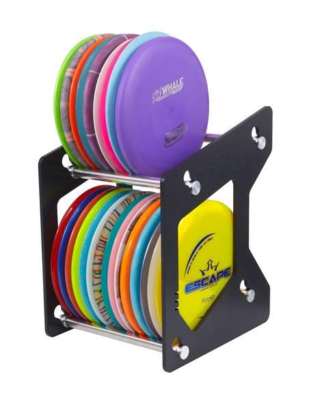 Bilde av Zuca All Terrain Disc Golf Rack Black