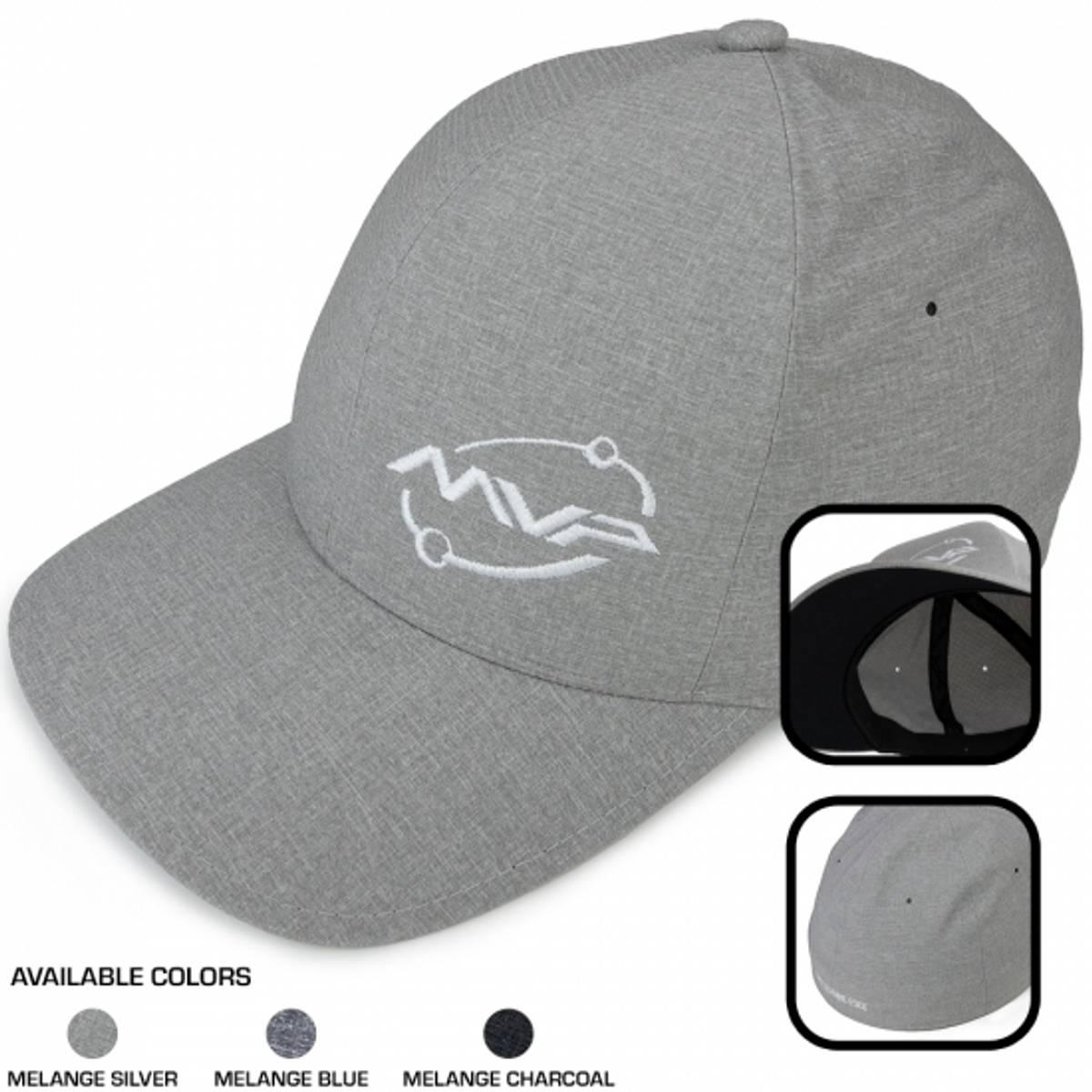 MVP Flexfit Delta Carbon Hat