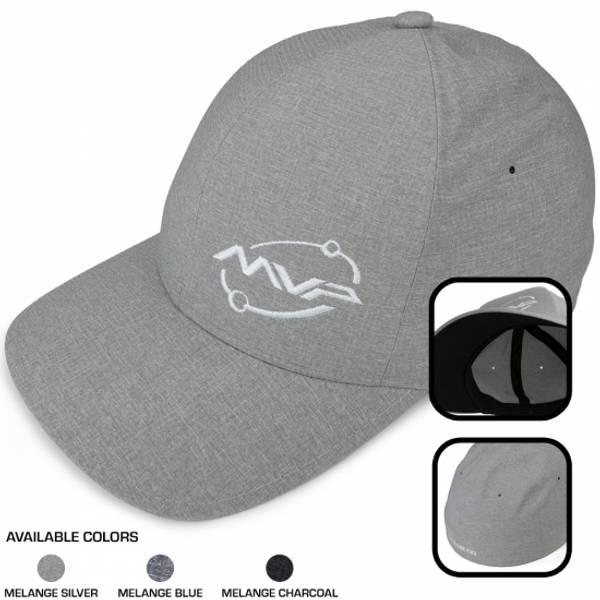Bilde av MVP Flexfit Delta Carbon Hat